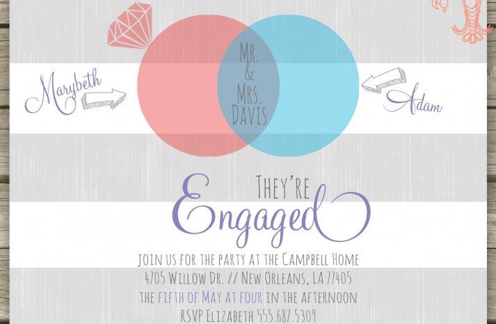 Unique-engagement-announcement-diy