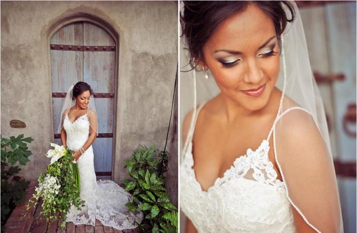 Elbow Length Bridal Veil DIY Kit
