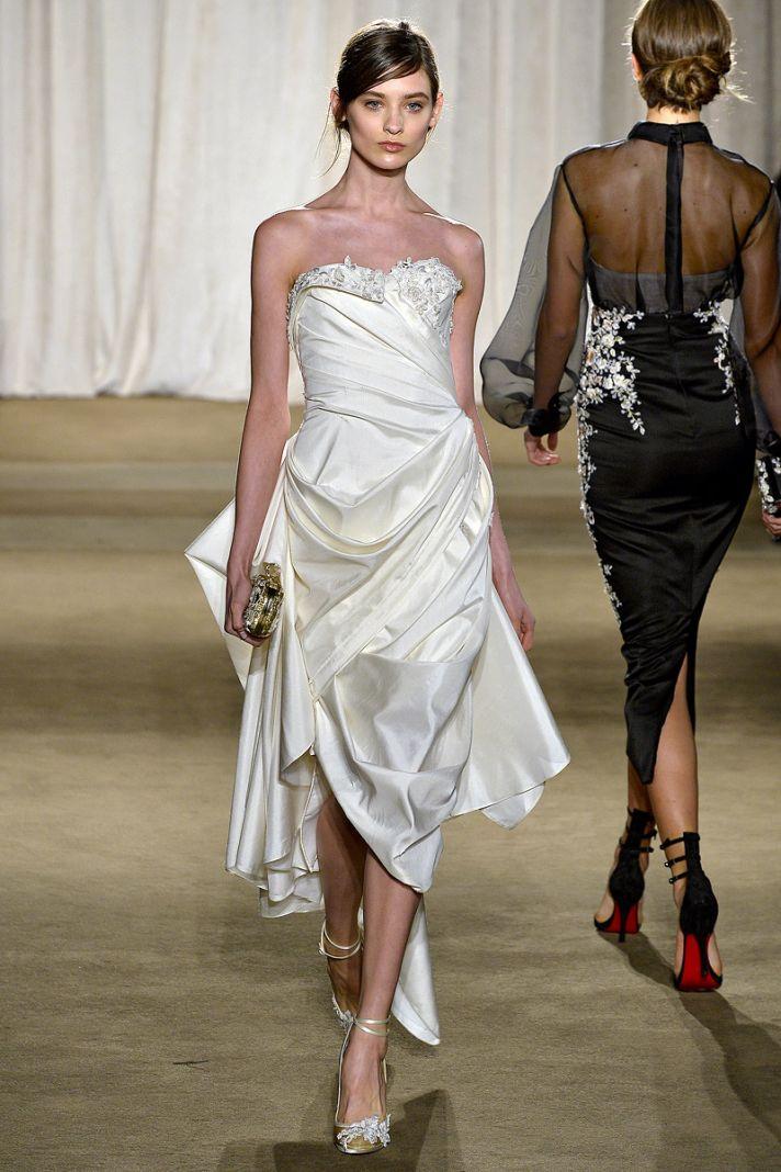 Marchesa Fall2013 RTW wedding dress inspiration 1