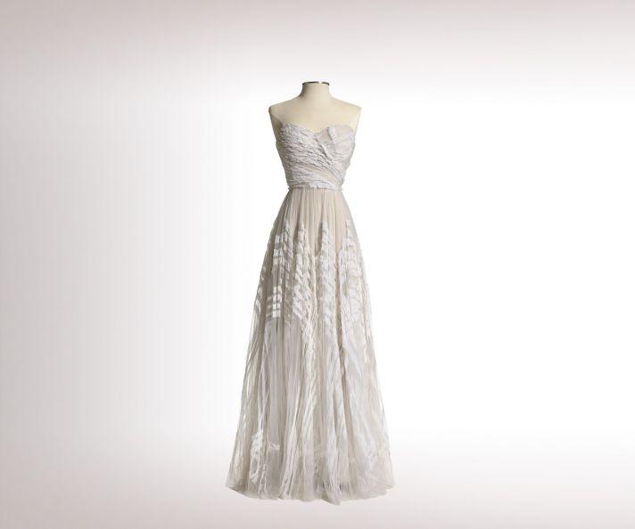 J Mendel Wedding Dress 2013 Bridal Vinca