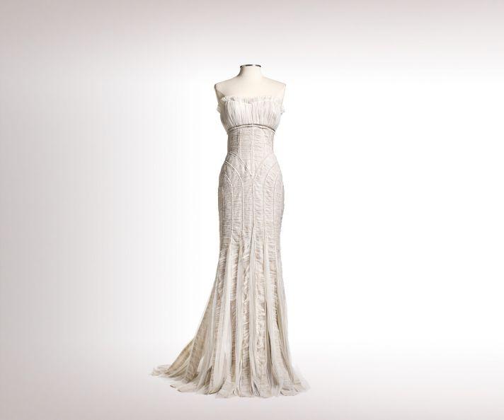 J Mendel Wedding Dress 2013 Bridal Severin