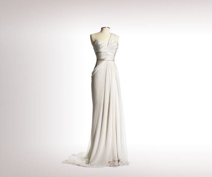J Mendel Wedding Dress 2013 Bridal Juliete