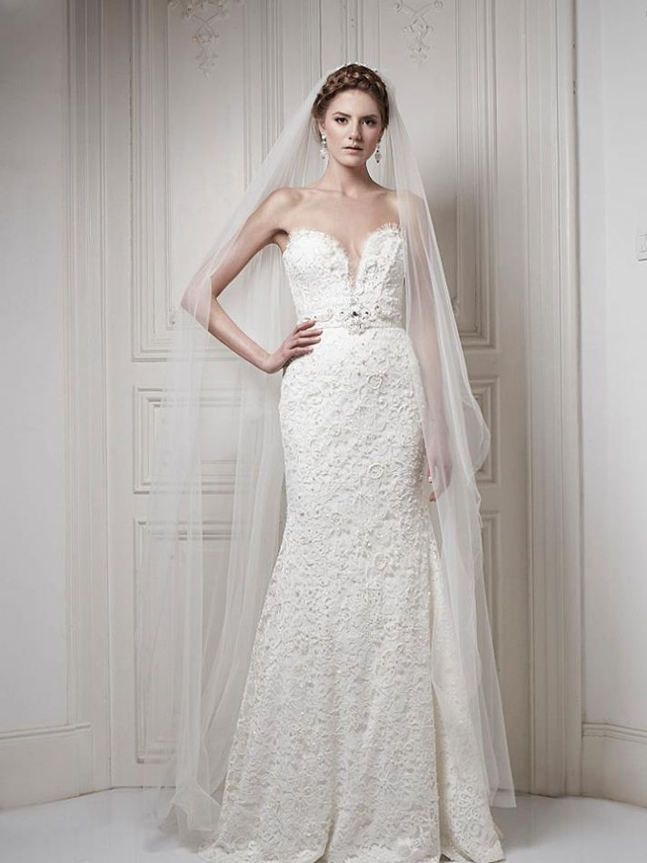 Ersa Atelier Wedding Dress 2013 Bridal 18