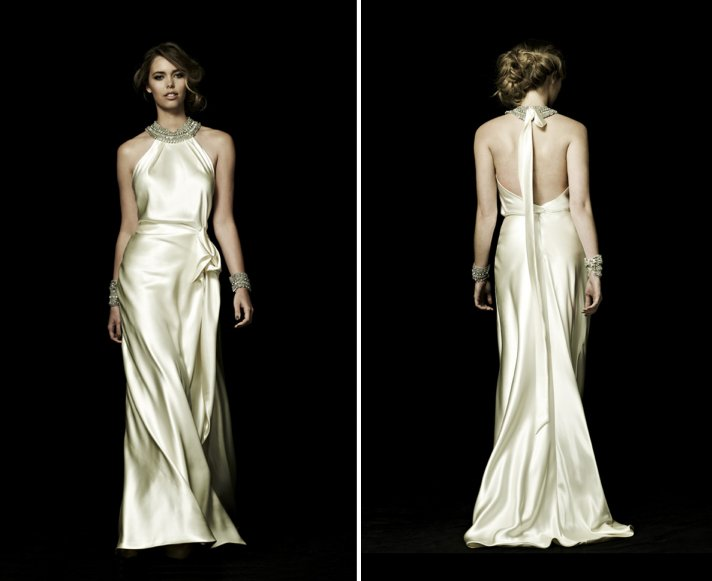 backless wedding dresses for vintage brides