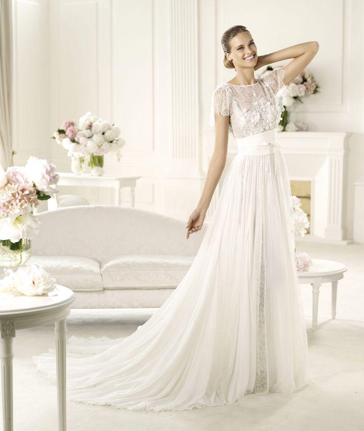 2013 Elie Saab Wedding Dress Lorraine