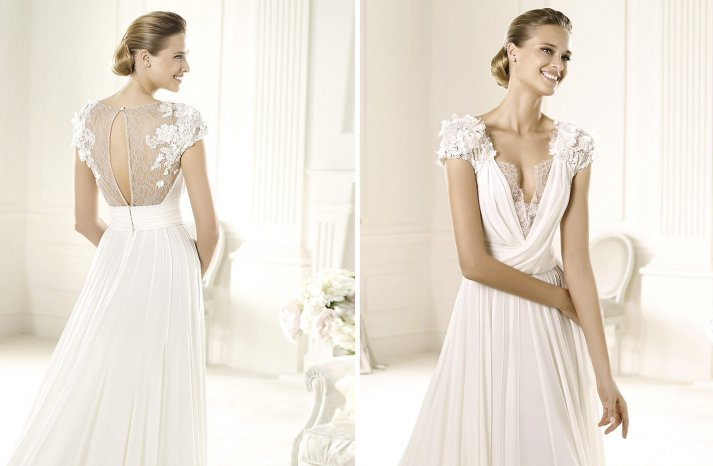 2013 Wedding Gowns by Pronovias Elie Saab bridal Louisse