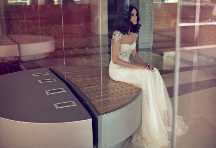 Zahavit Tshuba Wedding Dress 2013 Bridal 10