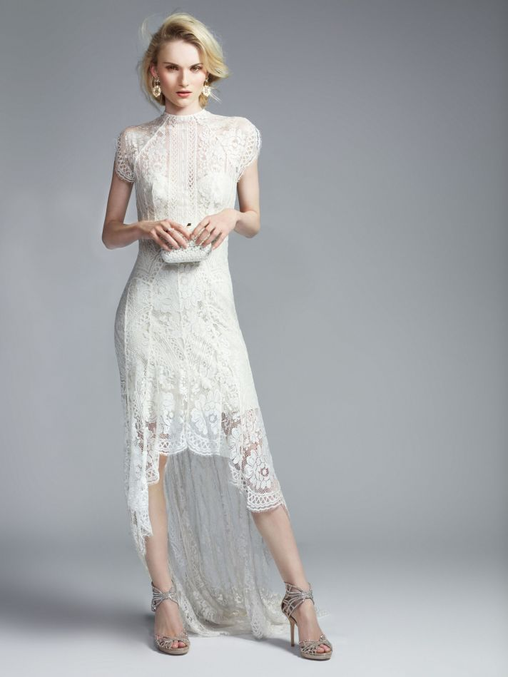 Lover Lace Wedding Dress 2013 Exclusive Bridal Designer Collection from Net a Porter