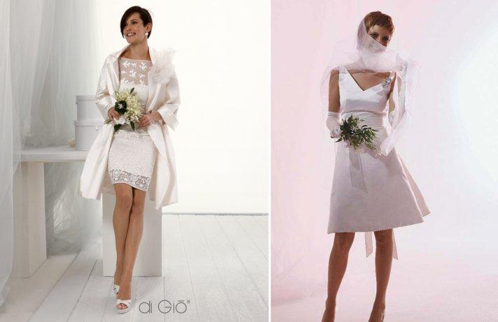 Spose di Gio Little White Wedding Dresses