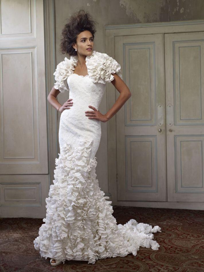 2013 Wedding Dress Ian Stuart Bridal Octavia