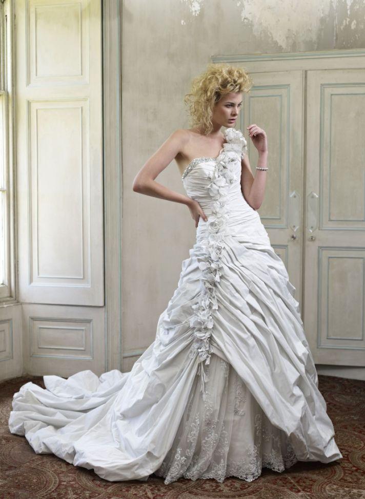 2013 Wedding Dress Ian Stuart Bridal Soudriere