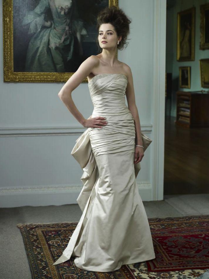 2013 Wedding Dress Ian Stuart Bridal Frangellico
