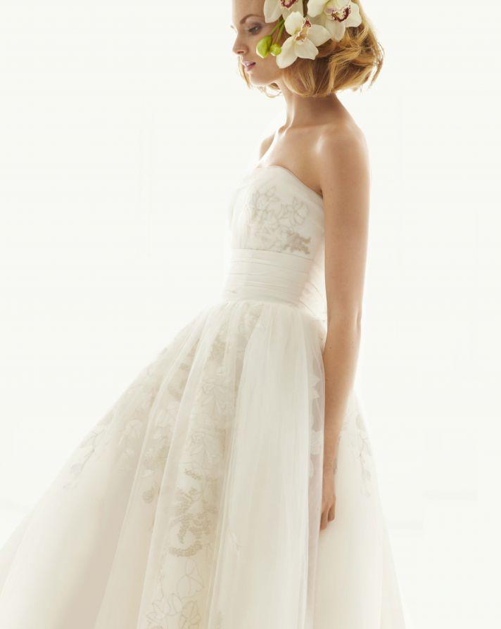 Melissa sweet is back onewed for Melissa sweet short wedding dress