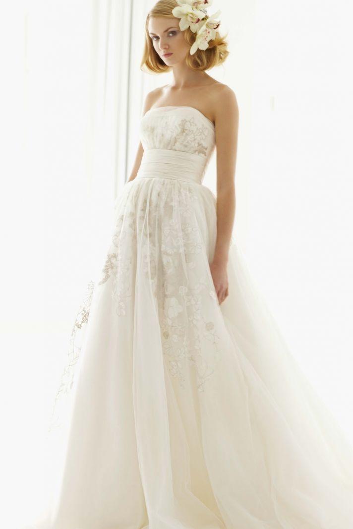 2013 wedding dress Melissa Sweet for Davids Bridal 3857
