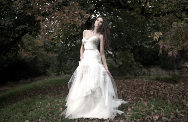 Mariana Hardwick Wedding Dress 2013 Bridal Nolla