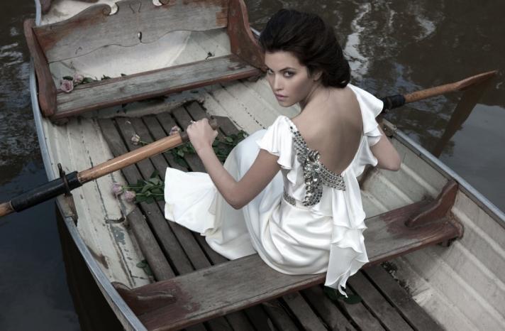 Mariana Hardwick Wedding Dress 2013 Bridal Harlow