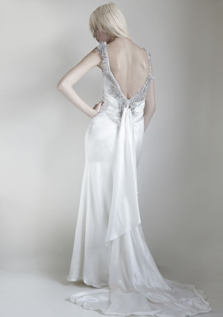 Модные элитные свадебные платья от дизайнера Mariana Hardwick.