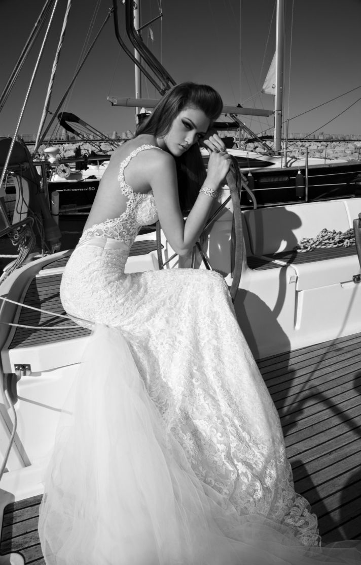 2013 Wedding Dress Galia Lahav Bridal Amy