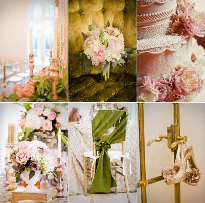 Opulent Spring Wedding Inspiration