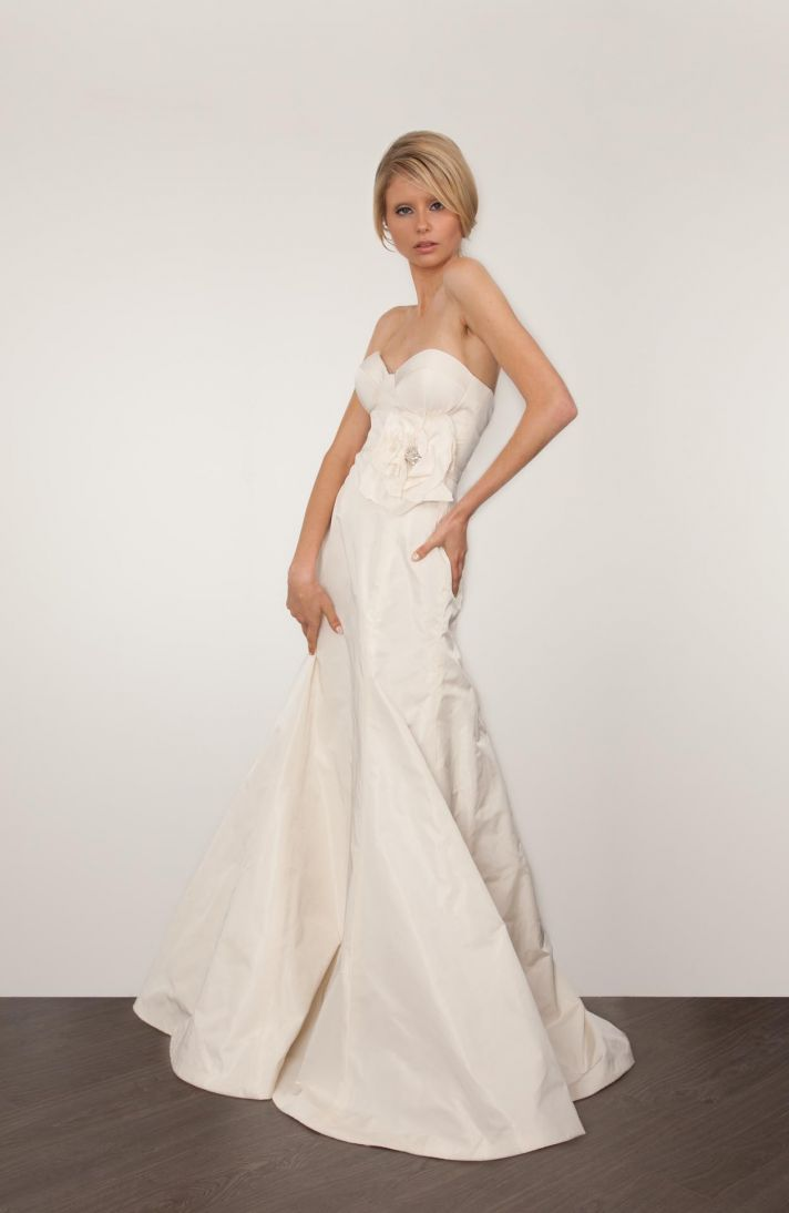 Sarah Janks Wedding Dress 2013 Bridal Catherine