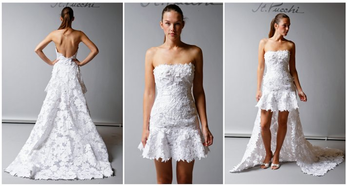 2013 Short Wedding Dresses for the Reception