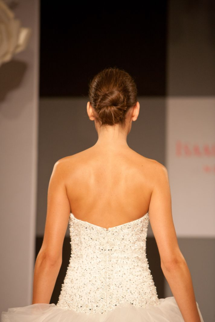 Bridal Beauty Inspiration Hair Makeup from Moroccanoil and Isaac Mizrahi2