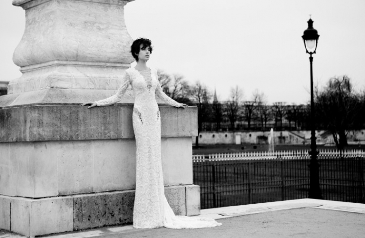 Berta Bridal 2013 Wedding Dress 5