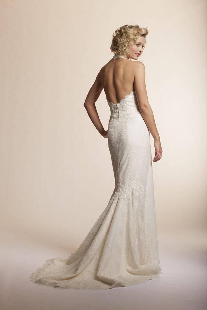 2013 wedding dress by Amy Kuschel Bridal Saffron