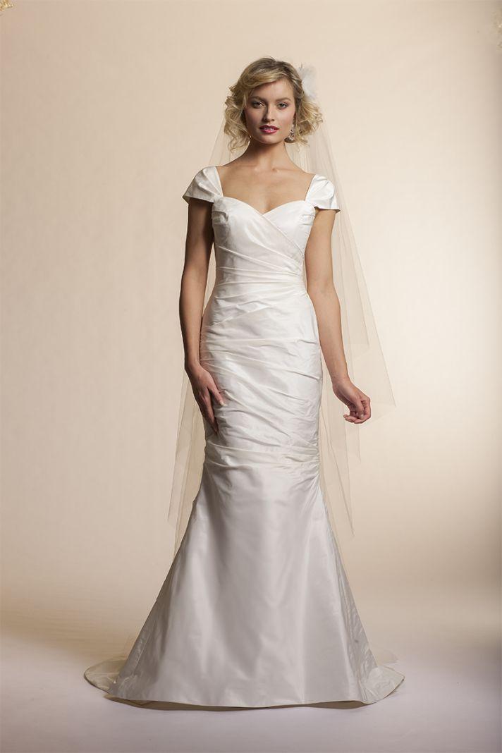 2013 wedding dress by Amy Kuschel Bridal Tulip