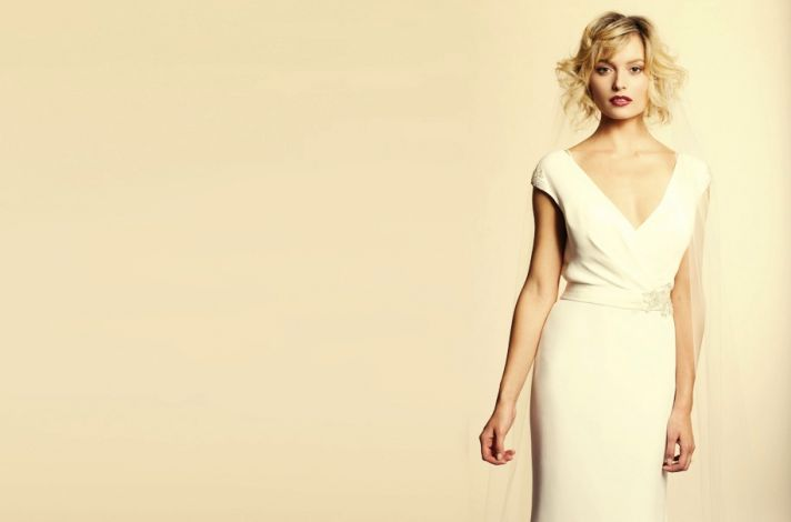 Amy Kuschel Bridal 2013 Wedding Dresses