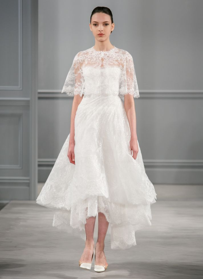 Spring 2014 Wedding Dress Monique Lhuillier Bridal Innocence