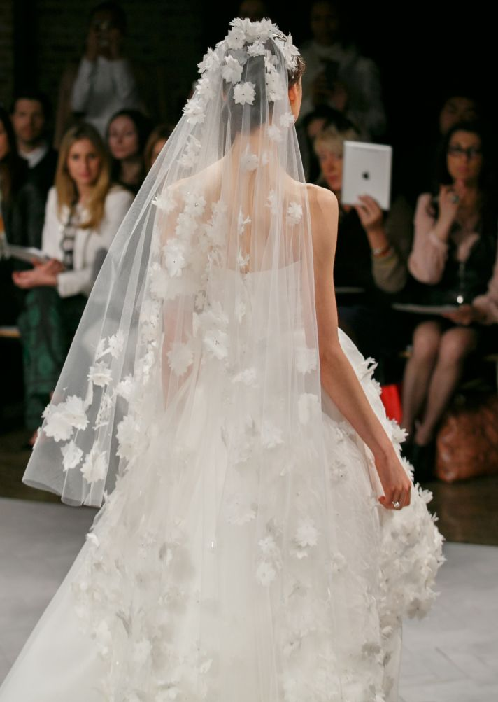 Spring 2014 Wedding Dress Monique Lhuillier Bridal Pearl 3