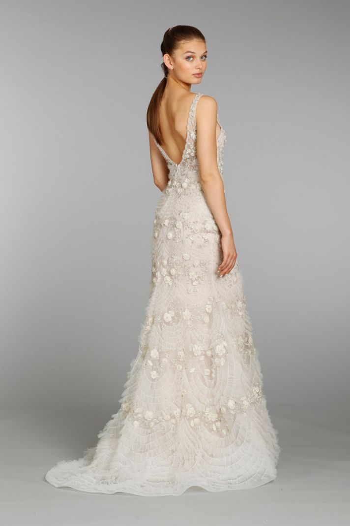 Lazaro Wedding Dress Fall 2013 Bridal 3362