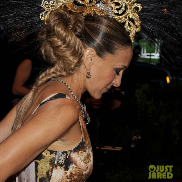 Met Ball 2013 wedding hair makeup dos and donts SJP