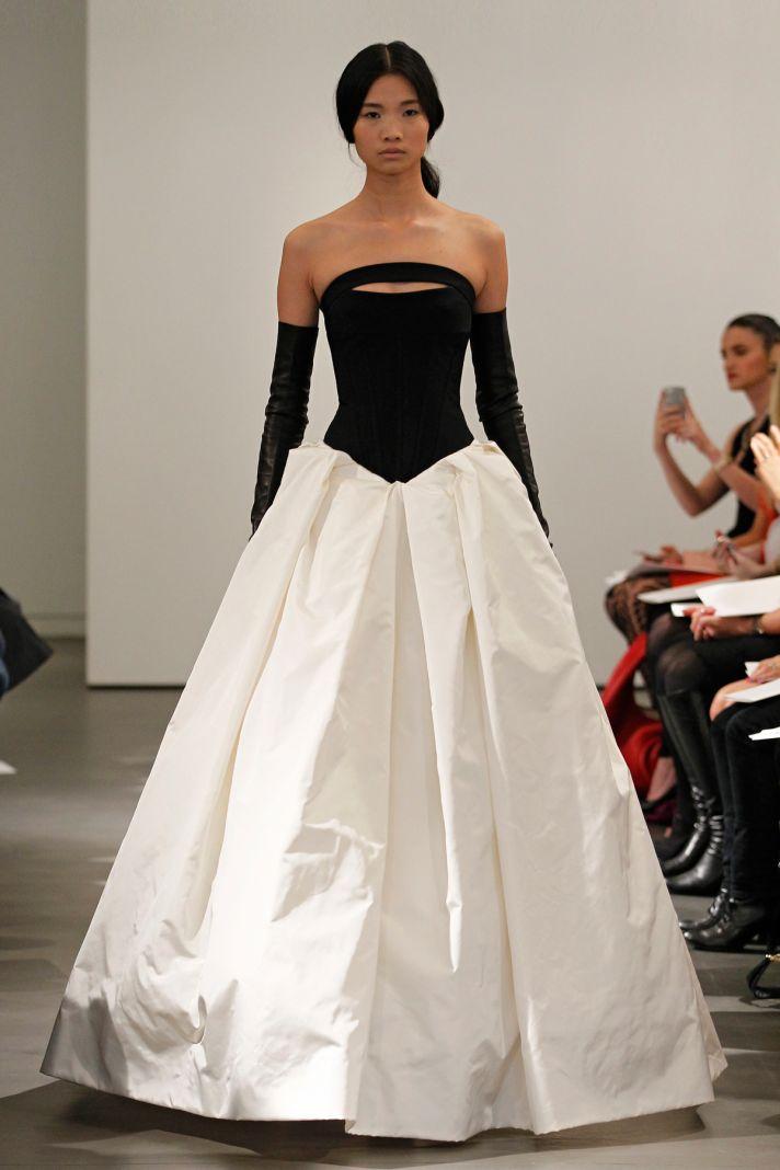 Vera Wang Wedding Dress Spring 2014 Bridal 13
