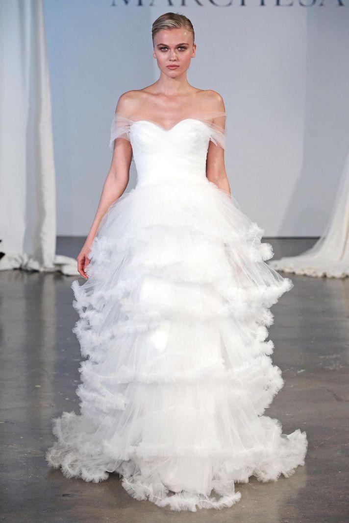 Marchesa wedding dress Spring 2014 bridal 16