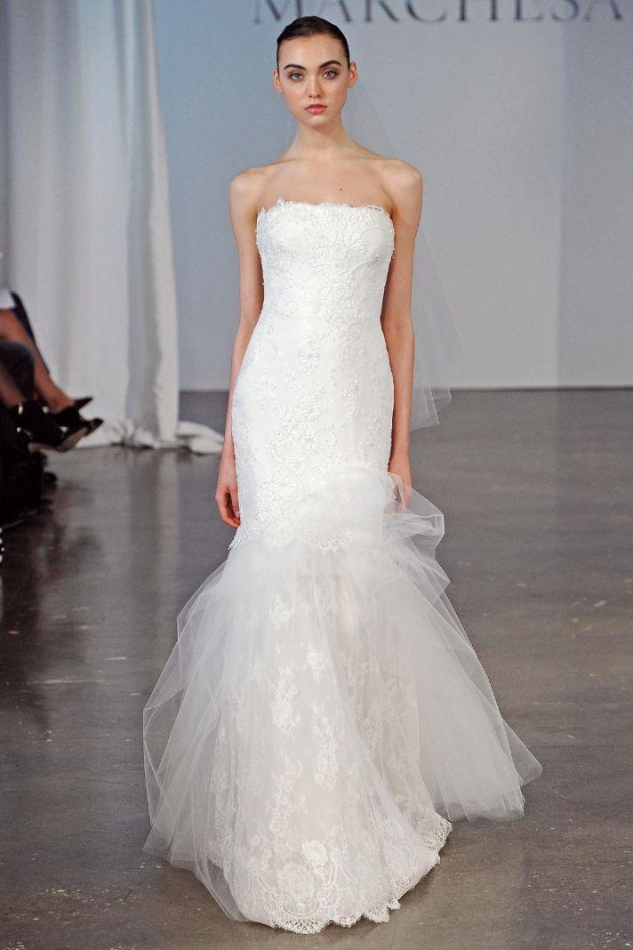 Marchesa wedding dress Spring 2014 bridal 11