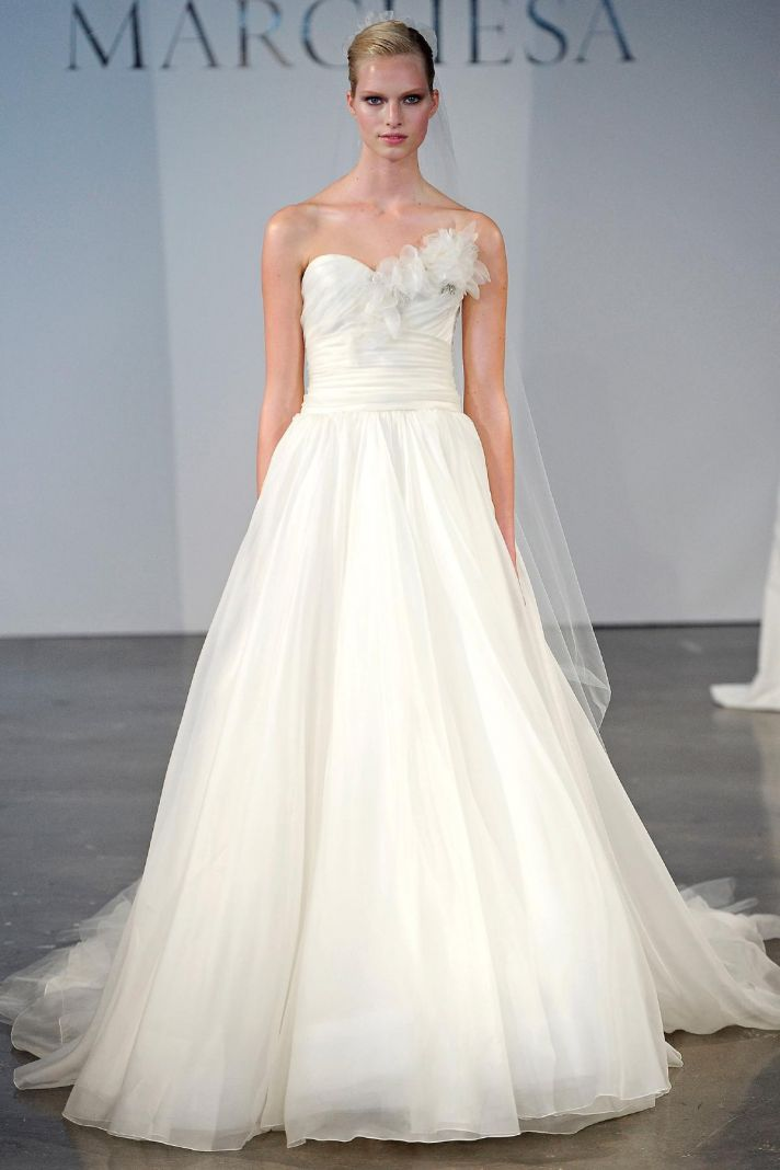 18 Exquisite Gowns from Marchesa Bridal Spring 2014