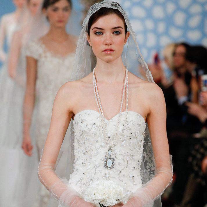 Oscar de la Renta Bridal Spring 2014 Pictures