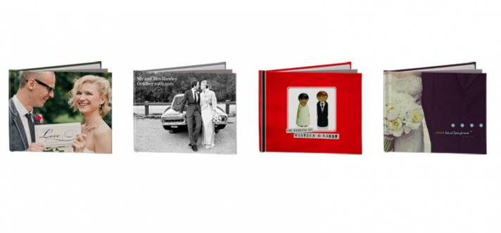 Blurb Instagram Wedding Photo Albums
