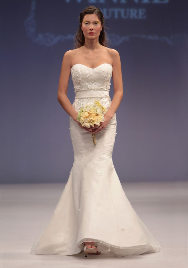 Winnie Couture Bridal Gown Spring 2013 Wedding Dress LANELLE