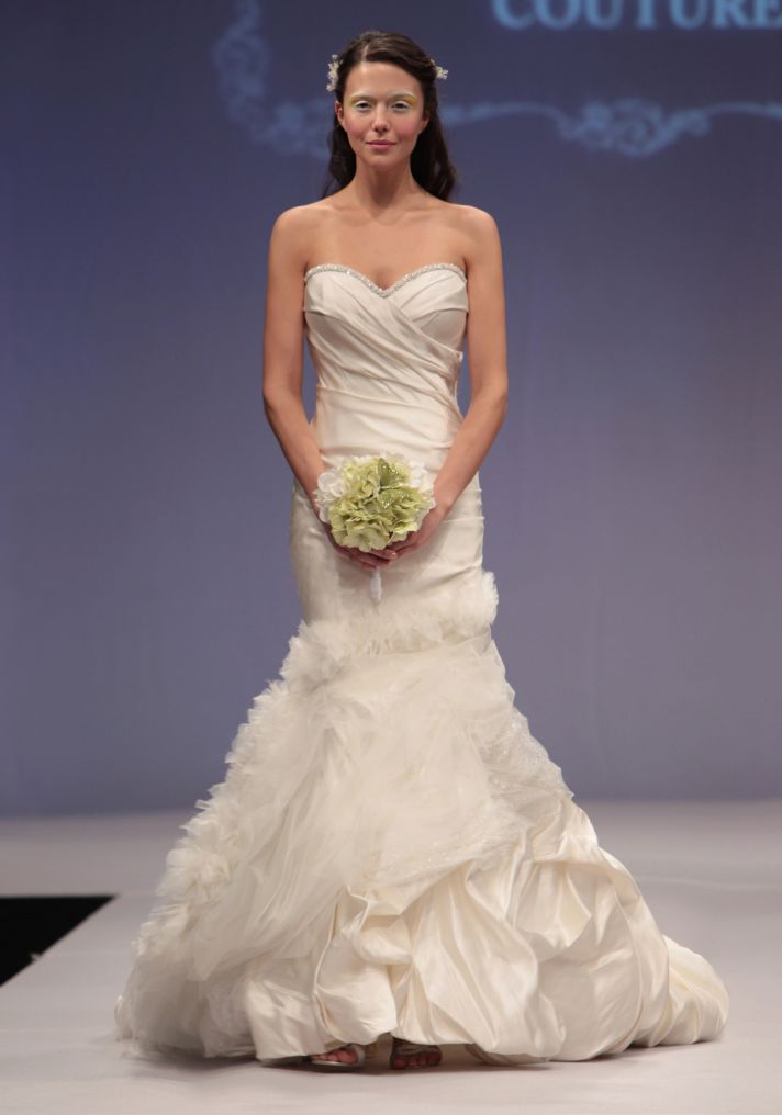 Winnie Couture Bridal Gown Spring 2013 Wedding Dress NICOLINA