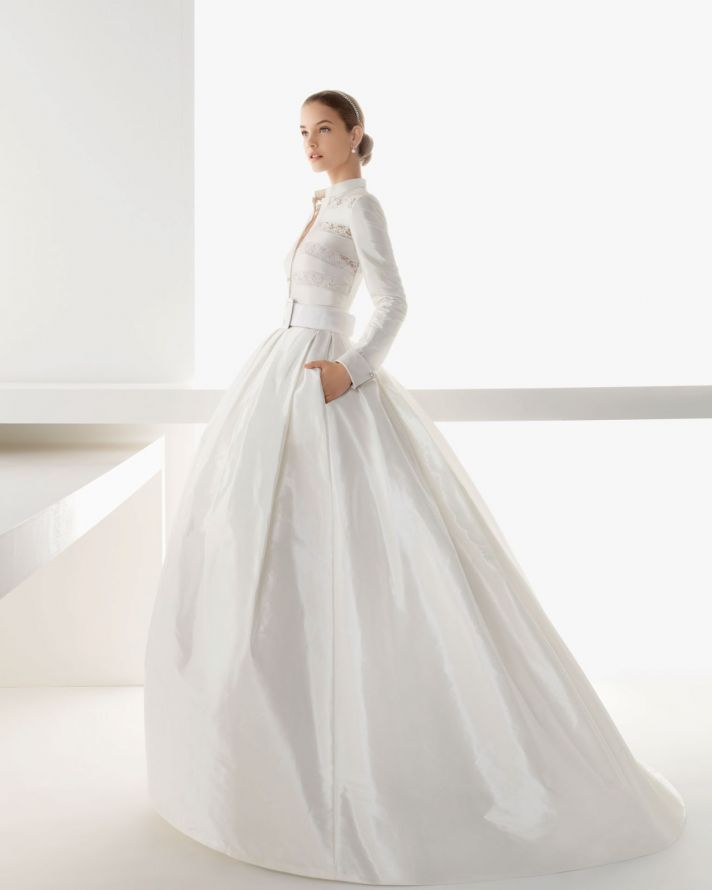 Rosa Clara wedding dress Spring 2014 Bridal 3