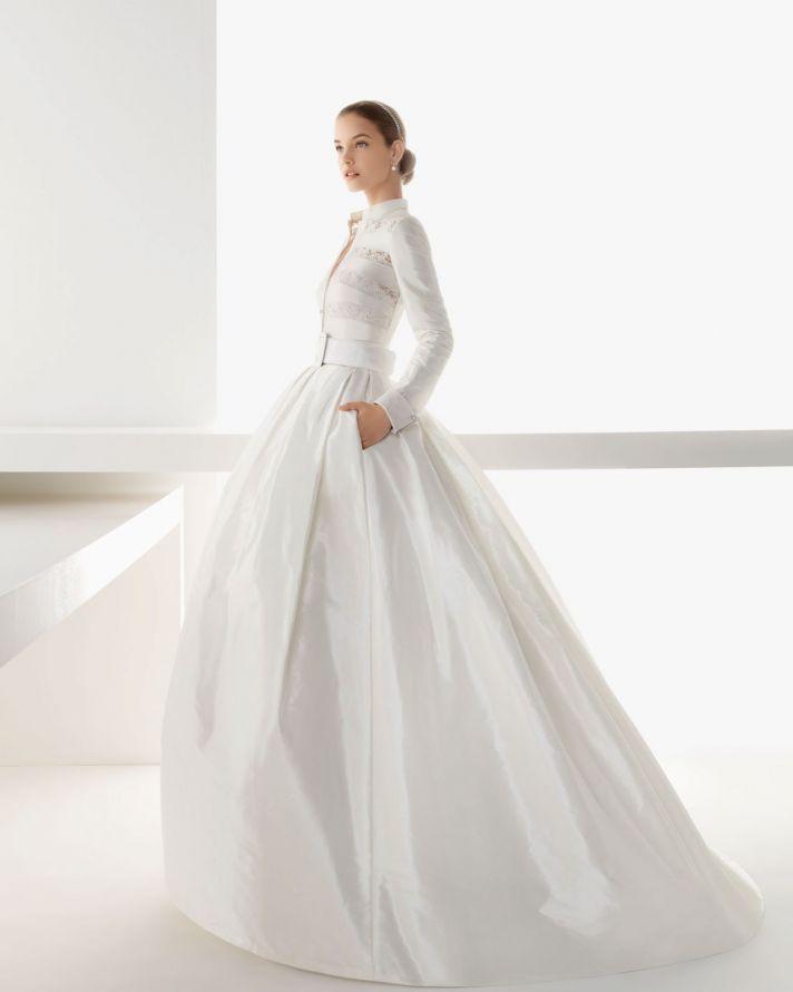Rosa Clara wedding dress Spring 2014 Bridal 3