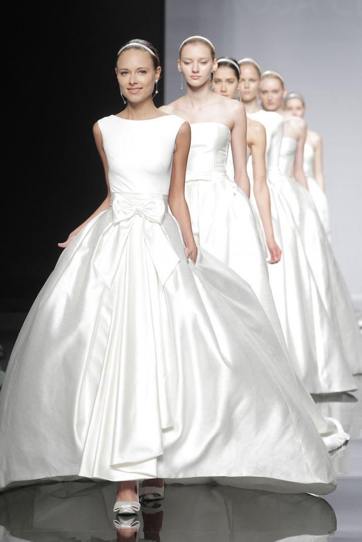 Rosa Clara wedding dress 2014 bridal 13
