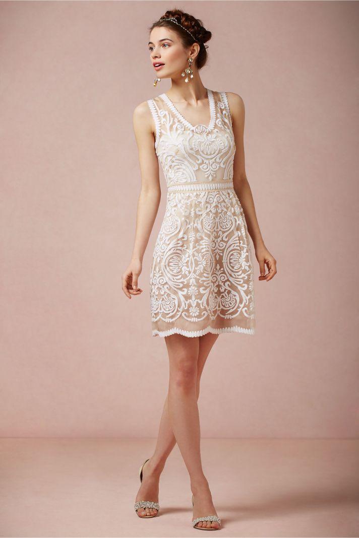 Jola bridesmaid dress by BHLDN