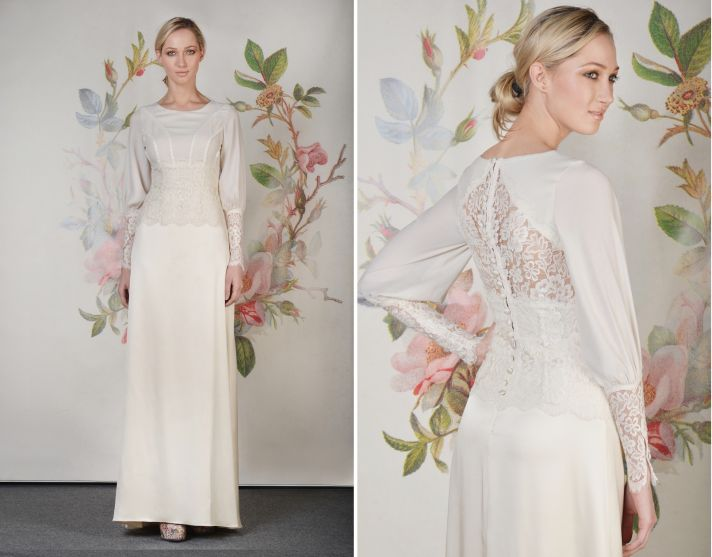 Claire Pettibone Spring Summer 2014 Decoupage Collection Estelle
