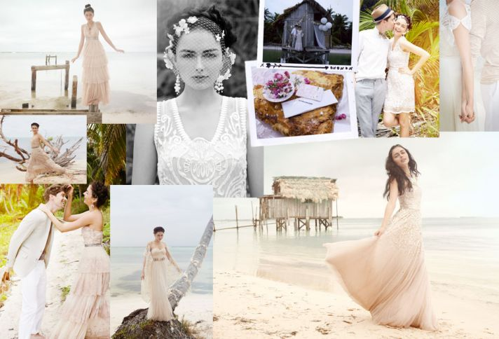 New summer wedding finds by BHLDN