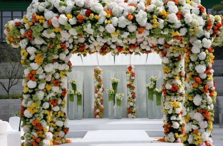 wedding flower inspiration the Jeff Leatham Look 12