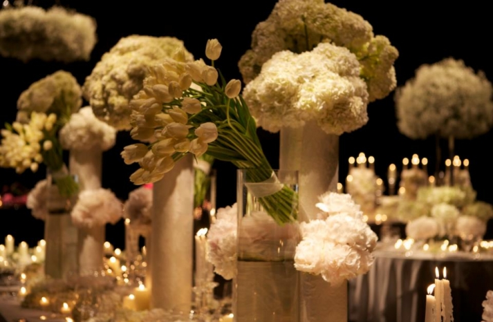 wedding flower inspiration the Jeff Leatham Look 16